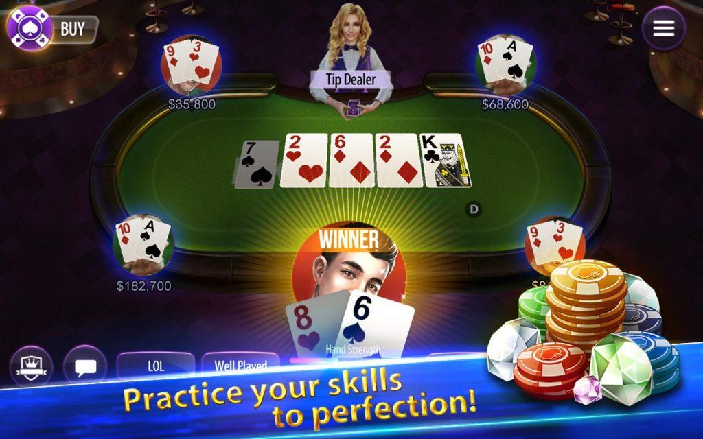 IGG's Texas HoldEm Poker Deluxe