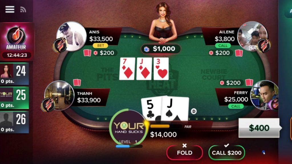 Poker Heat Leagues