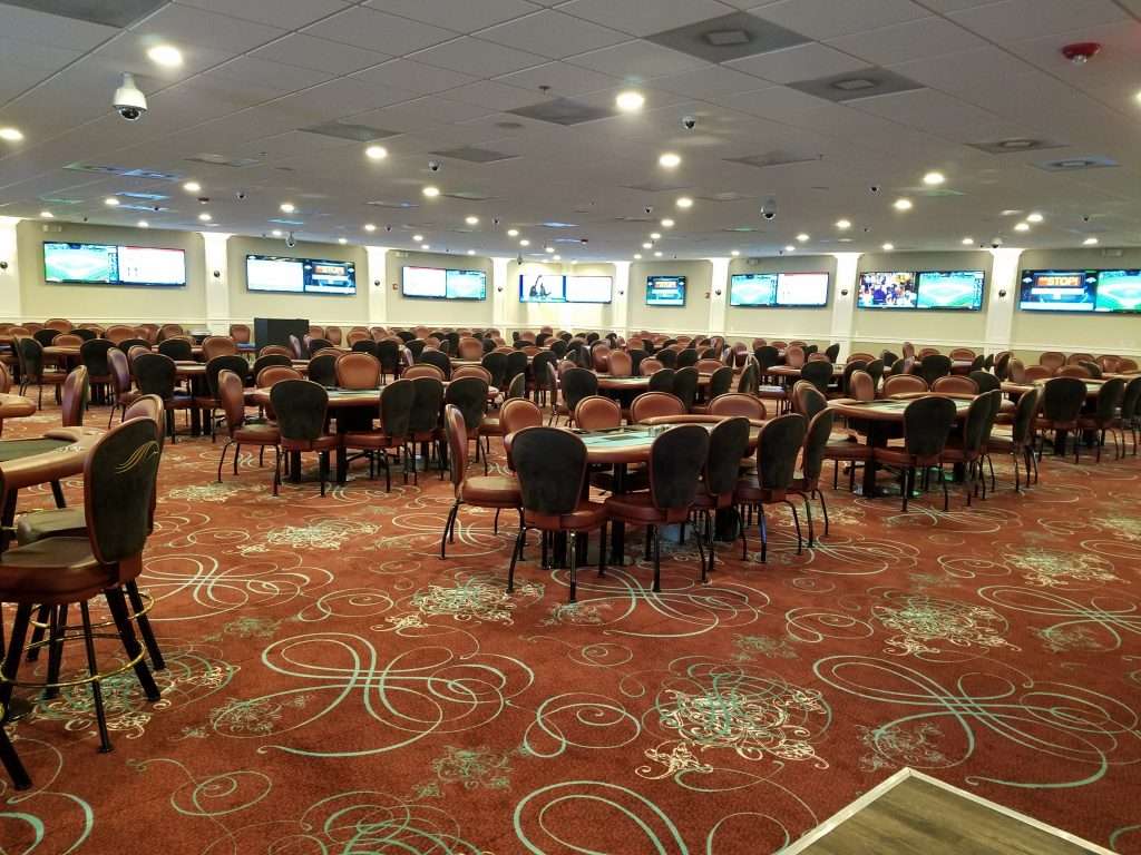 Oxford Downs Poker Room
