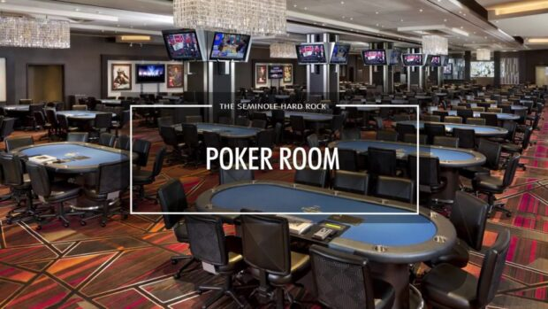 Club One Casino Poker Room