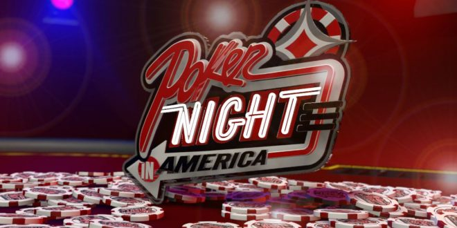 Poker night in America