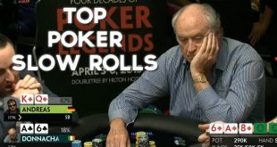 Slow Role Poker