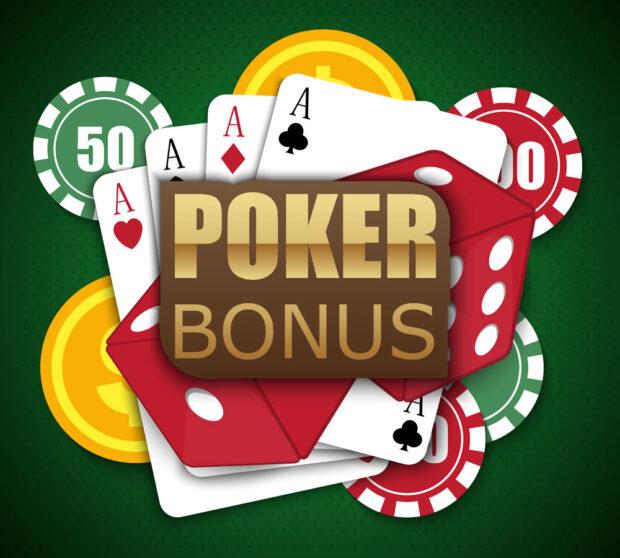 Pokerbonusse